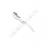 Комплект складных столовых туристических приборов ложка, вилка, нож