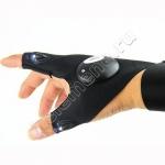 Светодиодные перчатки влагостойкие