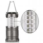 Суперъяркий водостойкий светильник 30 светодиодов для кемпинга