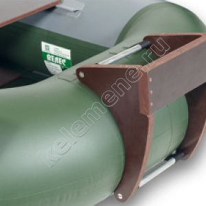 Навесной транец для лодок STEL