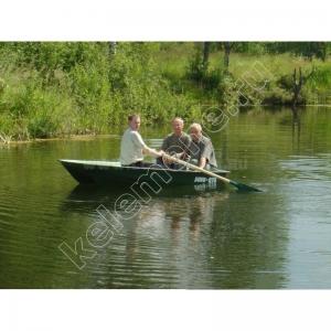 Лодка картоп SAVA 275К