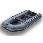 Моторно-гребная бескилевая лодка Stel 02/280(э)