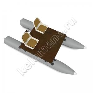 Катамаран моторный Мастеркат-35