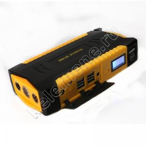 Портативное пуско-зарядное устройство (пусковой аккумулятор) для автомобиля